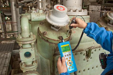 Manutenzione di un compressore