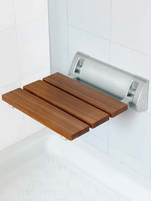 Sedile doccia reclinabile caglio impianti - Box doccia con sedile ...